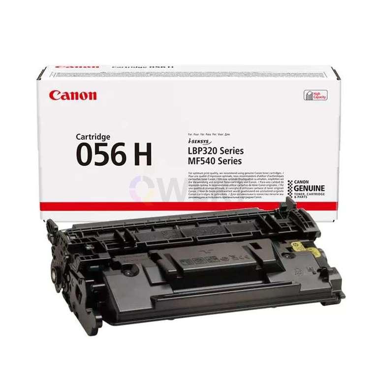 Заправка картриджа Canon Cartridge 056H