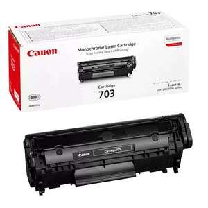 Заправка картриджа Canon Cartridge 703