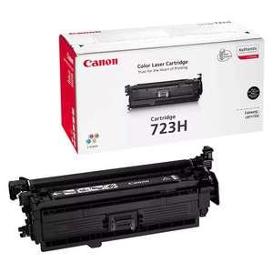 Заправка картриджа Canon Cartridge 723HBk