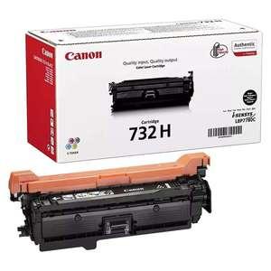 Заправка картриджа Canon Cartridge 732HBk