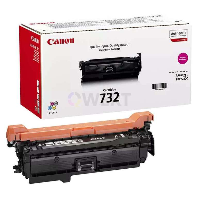 Заправка картриджа Canon Cartridge 732M