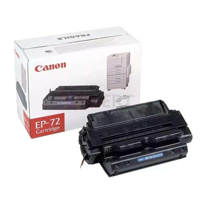 Заправка картриджа Canon Cartridge EP-72