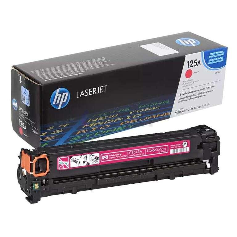 Совместимый картридж HP CB543A (125A)