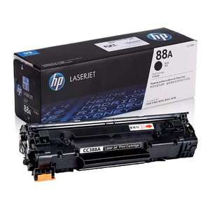 Заправка картриджа HP CC388A (88A)