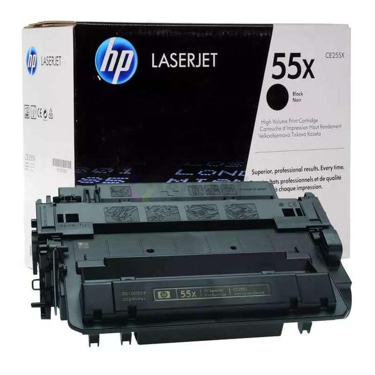 Совместимый картридж HP CE255XD