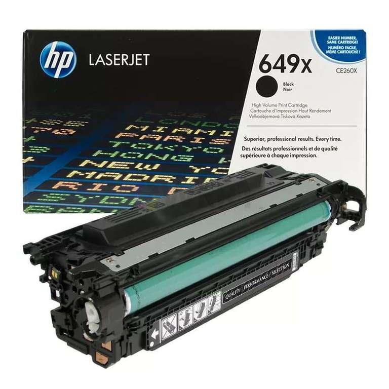 Совместимый картридж HP CE260X (649X)
