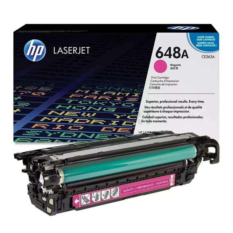 Совместимый картридж HP CE263A (648A)