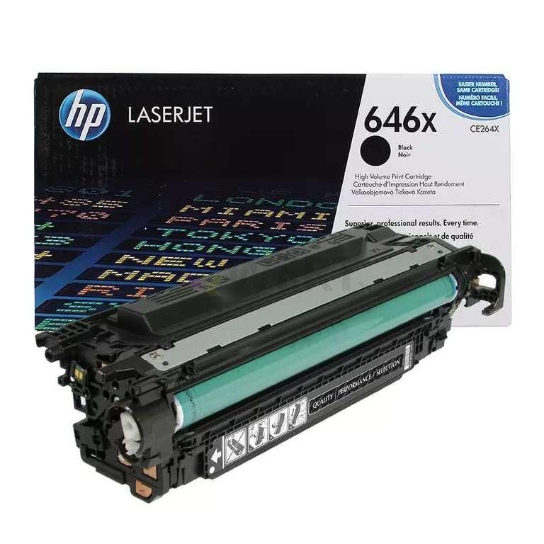 Совместимый картридж HP CE264X (646X)