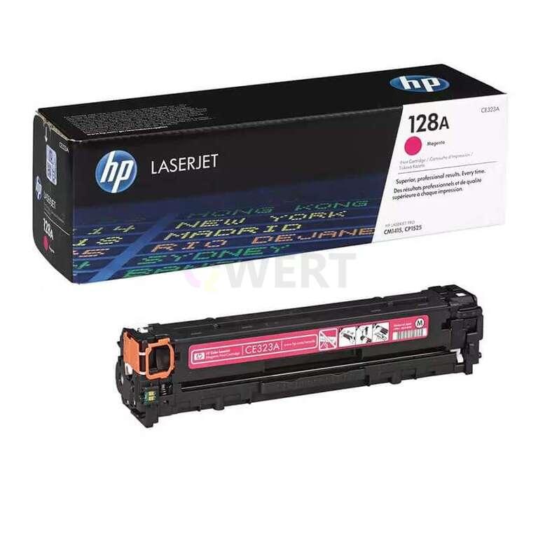 Совместимый картридж HP CE323A (128A)
