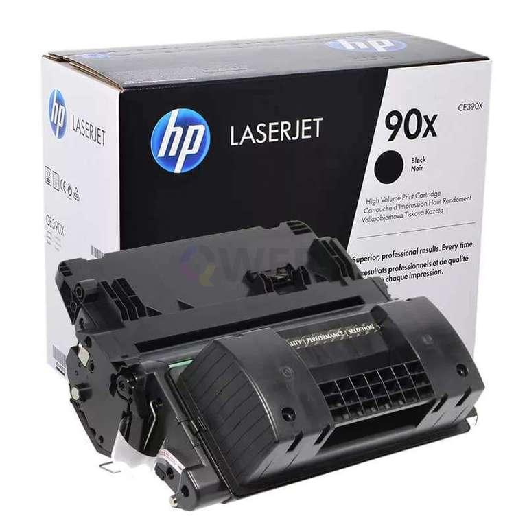Совместимый картридж HP CE390X