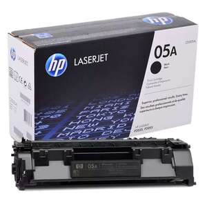 Заправка картриджа HP CE505A (05A)