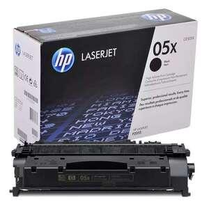 Заправка картриджа HP CE505X (05X)