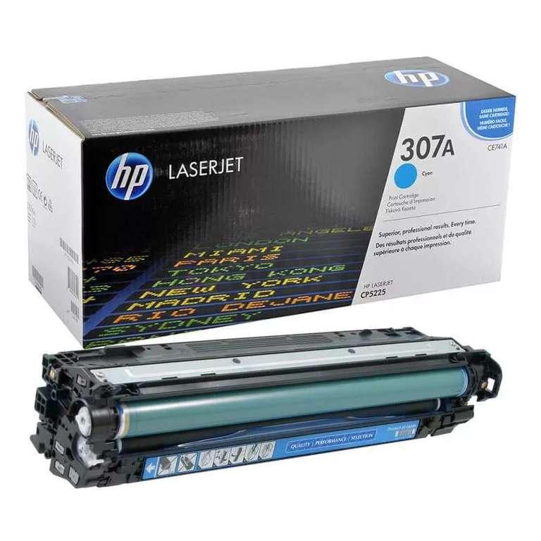 Совместимый картридж HP CE741A (307A)