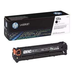 Заправка картриджа HP CF210A (131A)