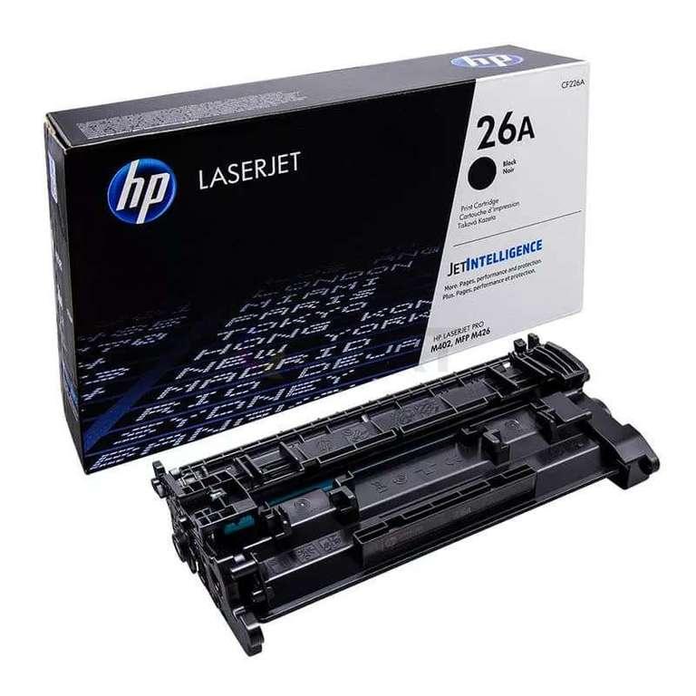 Заправка картриджа HP CF226A (26A)