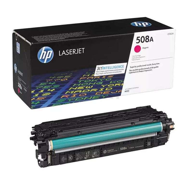 Совместимый картридж HP CF363A (508A)