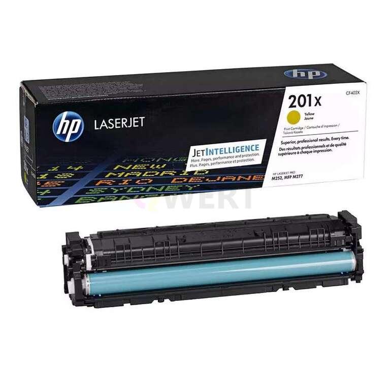 Совместимый картридж HP CF402X (201X)