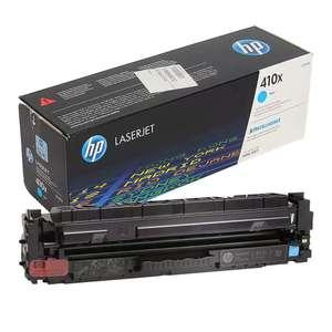 Заправка картриджа HP CF411X (410X)