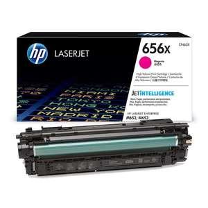 Заправка картриджа HP CF463X (656X)