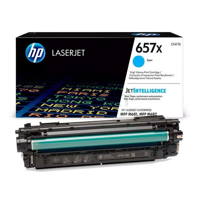 Совместимый картридж HP CF471X (657X)