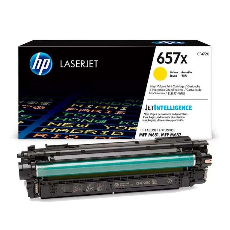Совместимый картридж HP CF472X (657X)