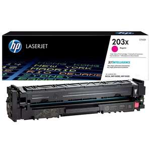 Заправка картриджа HP CF543X (203X)