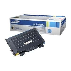 Заправка картриджа Samsung CLP-510D5C