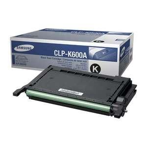 Заправка картриджа Samsung CLP-K600A