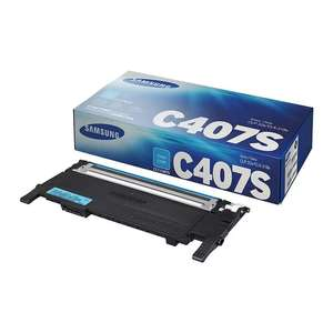 Заправка картриджа Samsung CLT-C407S