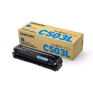 Заправка картриджа Samsung CLT-C503L