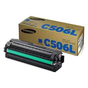 Заправка картриджа Samsung CLT-C506L