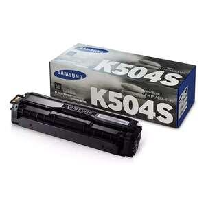 Заправка картриджа Samsung CLT-K504S