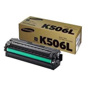 Заправка картриджа Samsung CLT-K506L