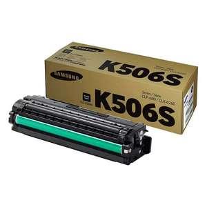 Заправка картриджа Samsung CLT-K506S