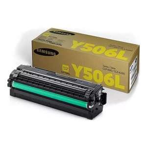Заправка картриджа Samsung CLT-Y506L