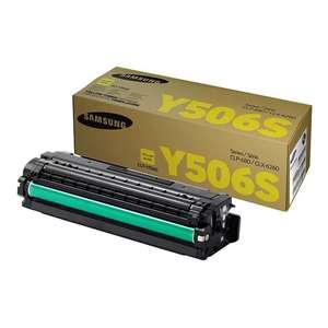 Заправка картриджа Samsung CLT-Y506S