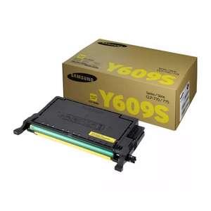 Заправка картриджа Samsung CLT-Y609S