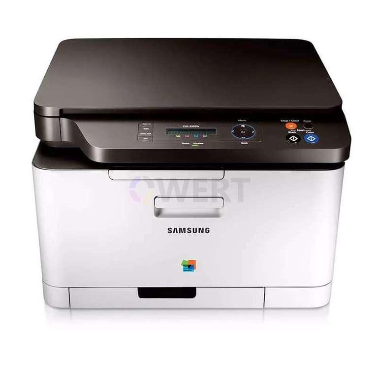 Прошивка принтера Samsung SCX-4825FN