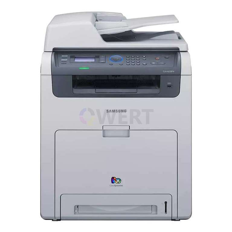 Ремонт принтера Samsung CLX-6220FX