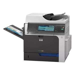 Ремонт принтера HP Color LaserJet MFP CM4540