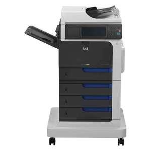 Ремонт принтера HP Color LaserJet MFP CM4540f