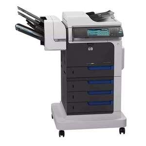 Ремонт принтера HP Color LaserJet MFP CM4540fskm