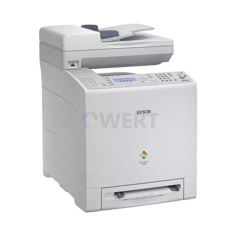Ремонт принтера Epson AcuLaser CX29