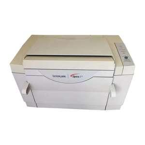 Ремонт принтера Lexmark Optra E