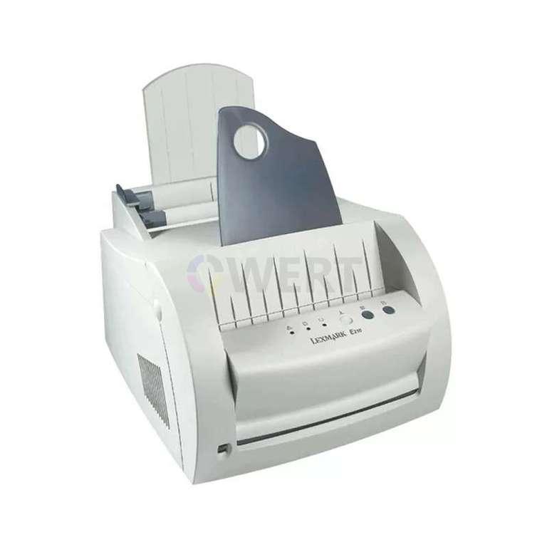 Ремонт принтера Lexmark Optra E210