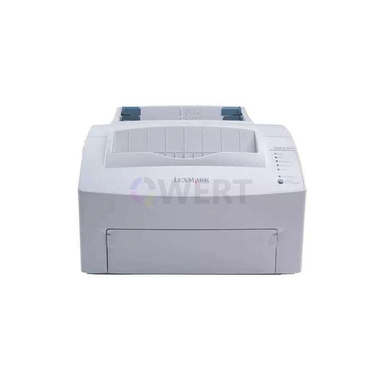 Ремонт принтера Lexmark Optra E310