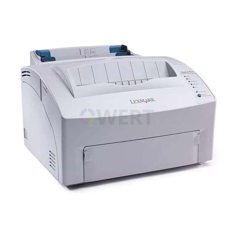 Ремонт принтера Lexmark Optra E312