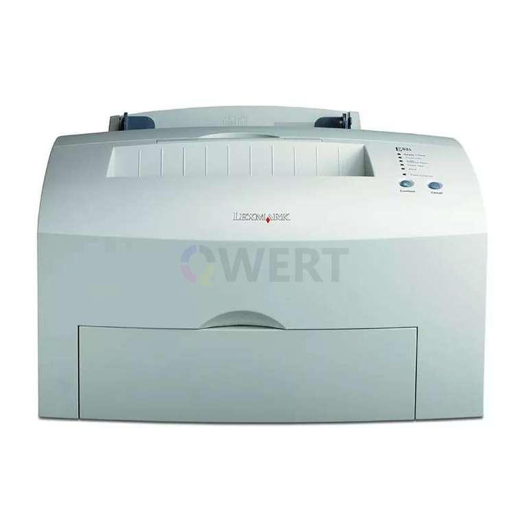 Ремонт принтера Lexmark E321