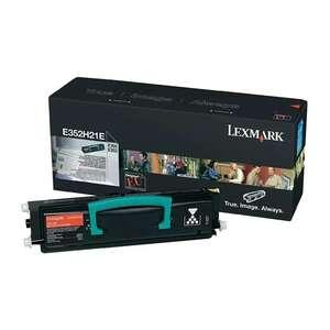 Заправка картриджа Lexmark E352H21E