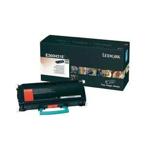 Заправка картриджа Lexmark E360H21E